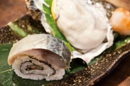 牡蠣鯖人酒 宇久
