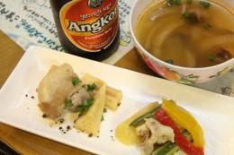 カンボジア料理店すろまい
